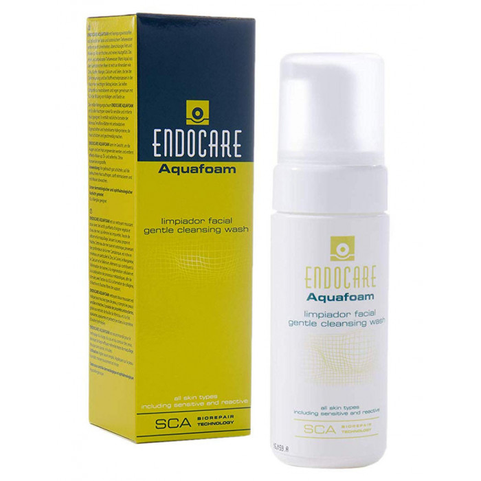 Cantabria Endocare Aquafoam Gentle Cleansing Wash Деликатная очищающая пенка для лица