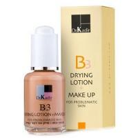 Dr. Kadir B3 Drying Lotion and Make Up for Problematic Skin Тонирующая эмульсия для проблемной кожи