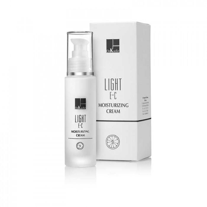 Dr. Kadir Light E+C Moisturizer Cream Увлажняющий крем c витаминами Е+С