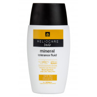 Cantabria Heliocare 360 Mineral Tolerance Fluid SPF 50 Солнцезащитный минеральный крем-флюид с SPF 50