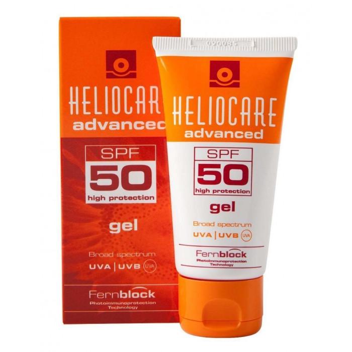 Cantabria Heliocare Advanced Gel SPF 50 Солнцезащитный гель SPF 50