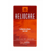 Cantabria Heliocare Capsules Oral Комплексная защита «Солнечный фильтр в капсулах»