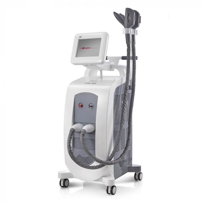 Аппарат Hyper Pulse для сверхбыстрого удаления волос от Leonardo