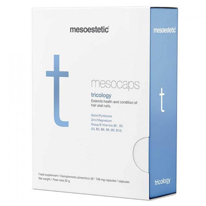 Mesoestetic - Mesocaps - Tricology / Капсулы для  здоровья волос и ногтей