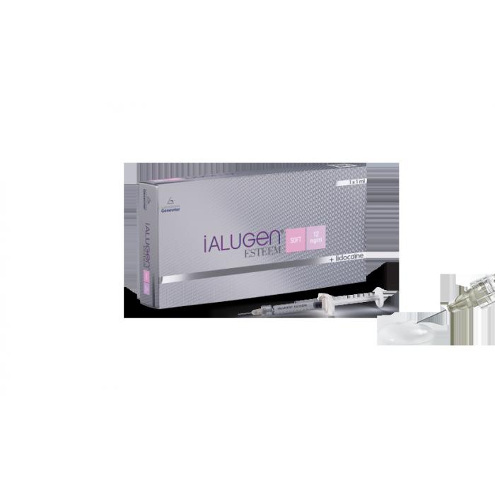 Филлер IALUGEN ESTEEM SOFT 12 мг/мл для губ