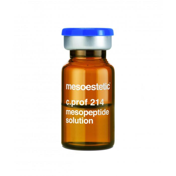 Mesoestetic - c.prof 214 - Mesopeptide solution / Пептидный коктейль