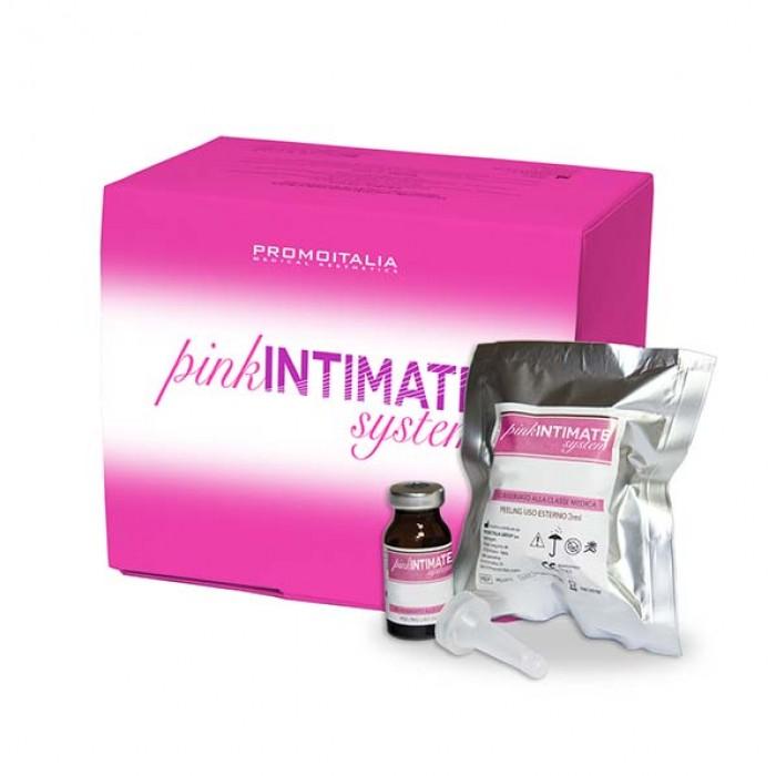 Пилинг Pink Intimate System для омоложения деликатных зон от Promoitalia