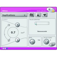 Alex TriVantage Q-switched Alexandrite/ Nd:YAG александритовый лазерный аппарат для удаления татуировок всех цветов от Syneron Candela