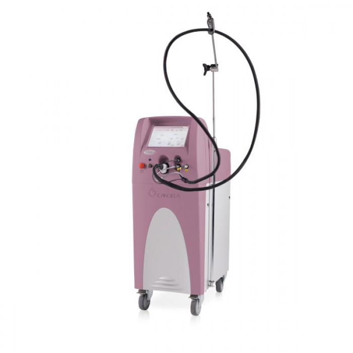 Vbeam Perfecta Pulsed Dye импульсный лазер для лечения сосудистых поражений кожи от Syneron Candela