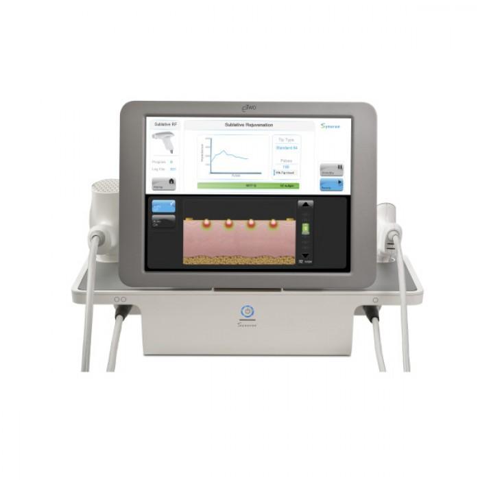 Аппарат eTwo для векторного лифтинга и фракционного омоложения кожи от Syneron Candela