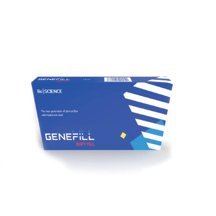 Бифазный филлер GeneFill Soft Fill 20 мг/мл для лица